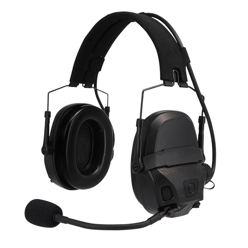 2020 FMA-FCS tático amp headset cabeça &