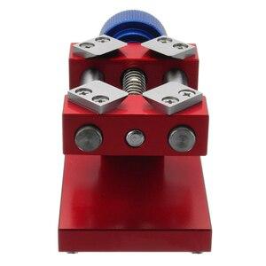 Инструмент для удаления перегородок с красной рамкой верстак инструмент для открытия спины, инструмент для удаления перегородок часов Новый инструмент для ремонта
