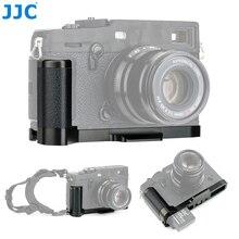 JJC מתכת יד גריפ L סוגר עבור Fujifilm XPro3 XPro2 XPro1 מחליף פוג י MHG XPRO3 MHG XPRO2 MHG XPRO1 Arca שוויצרי סוג L צלחת