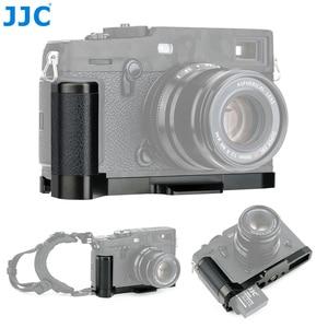Image 1 - JJC Metal Hand Grip L Bracket for Fujifilm XPro3 XPro2 XPro1 Replaces Fuji MHG XPRO3 MHG XPRO2 MHG XPRO1 Arca Swiss Type L Plate