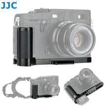 JJC Metal Hand Grip L สำหรับ Fujifilm XPro3 XPro2 XPro1 แทนที่ Fuji MHG XPRO3 MHG XPRO2 MHG XPRO1 ARCA Swiss Type L แผ่น