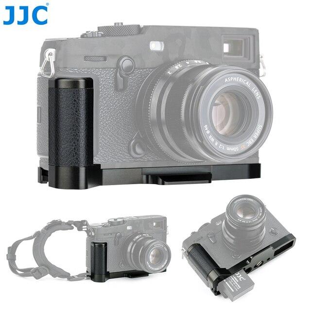 Jjc in Metallo a Mano Grip L Staffa per Fujifilm XPro3 XPro2 XPro1 Sostituisce Fuji MHG XPRO3 MHG XPRO2 MHG XPRO1 Arca Swiss Tipo L piastra