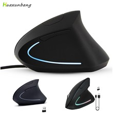Gamer Mouse Gaming Kit Vertical Ergonomic Mause Rechargeable USB Optical Wired Wireless Air Mouse For PC Laptop Notebook Compute