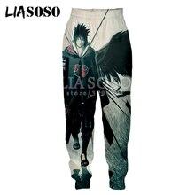 Sweat-Pants Naruto Itachi Anime Men Casual Women Uchiha LIASOSO X1138 Sasuke 3d-Print