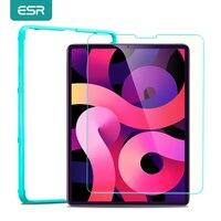 ESR-Protector de pantalla para iPad Air 4/8, 7, iPad Pro 12,9, 11, 10,5, 2020, 2018, cristal templado para iPad Mini 5, 4, 2019, 1 ud.