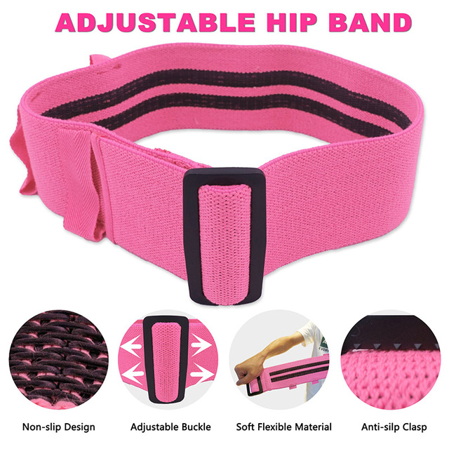 Fitness Resistance Bands  3