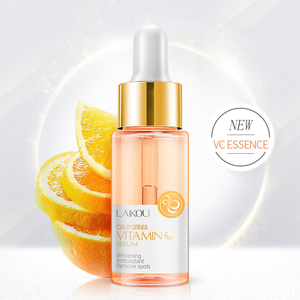 17ml Face Serum skin whitening essence Vitamin C&E Anti-Aging Acne Shrink pores Hydration skin care