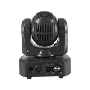 Image 4 - ALIEN DMX 512 RGB Beam Scanner DJ Disco Moving Head Laser Projector Party Holiday Christmas Wedding Dance Stage Lighting Effect