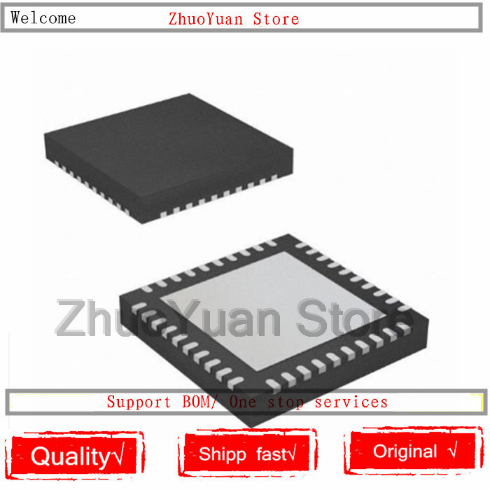 10PCS/lot 100% New Original  CY8C4124LQI-443 CY8C4124LQI QFN40 IC Chip New Original In Stock