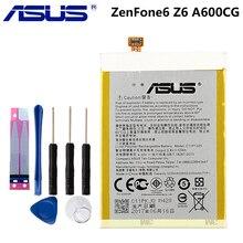 Original ASUS C11P1325 Battery For ASUS ZenFone6 / ZenFone 6 Z6 A600CG T00G A601CG 3330mAh кейс для назначение asus zenfone max zc550kl asus zenfone 2 laser ze550kl asus asus zenfone 6 a601cg бумажник для карт кошелек со стендом page 8