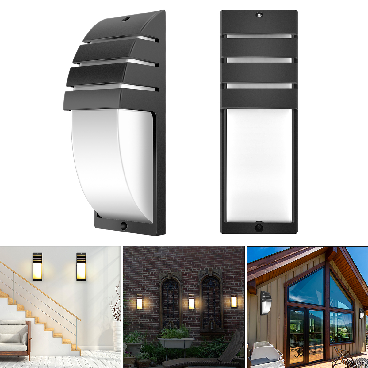 Home Type Surface Mounted Led Wall Light Modern Nordic Luminaire Indoor Wall Lamps Living Room Porch Outdoor Wall Lamps Aliexpress