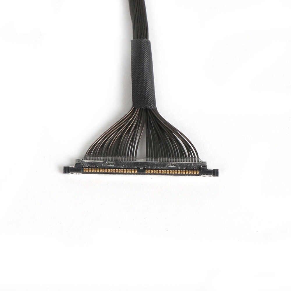 Оригинальный DJI Mavic 2 Pro/Zoom Gimbal гибкий кабель передачи сигнала PTZ камера видеопровод ремонт провода