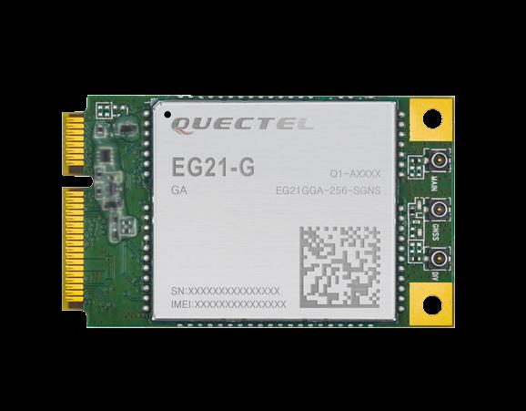 EC21-G MINIPCIE CAT1 LTE Module  4G Module, Global Band, 100% Brand New Original