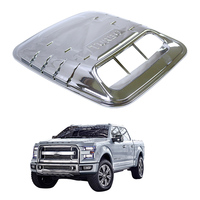 Loyalty for ford F-250 F-350 F-450 2011-2019 Exterior Machine cover stick  ABS chrome Trim Frame Car Accessories  Auto Styling