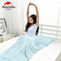 Naturehike Modal Sleeping Bag Liner Thermal Portable 0.8kg Travel Hotel Soft Breathable Septum Bed Sheets Tourist Supplies|Sleeping Bag liner|Sports & Entertainment -