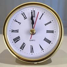 ¡Novedad! reloj de mesa Vintage de Metal negro de alta calidad con iluminación
