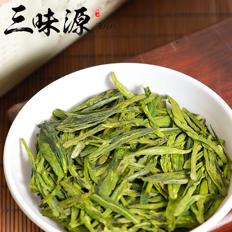 2019 Premium Longjing Tea Dragon Well Chinese Xi Hu Tea Green Spring Cha Long Jing Tea Dragon Well Tea