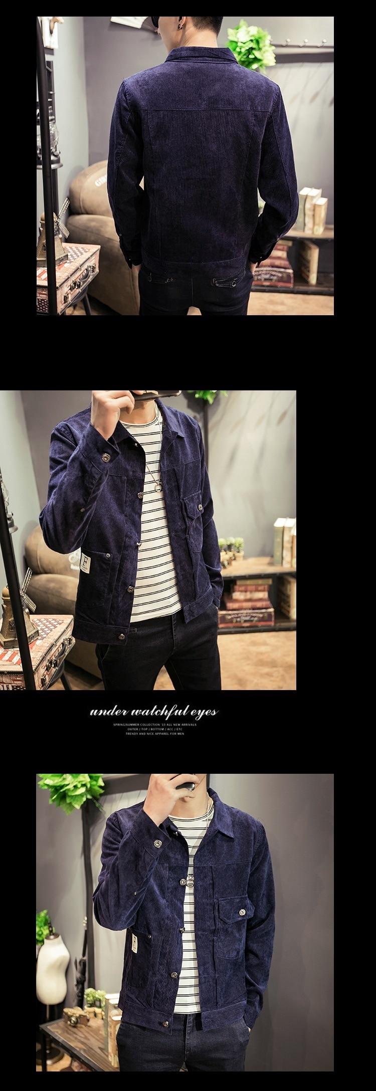 H2682b7dfd55a466fbec7d5c4281001e4f Zongke Japan Style Corduroy Jacket Men Hip Hop Streetwear Men Jacket Coat Windbreaker Clothes Bomber Jacket Men 5XL 2019 New