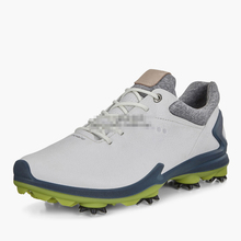 high quality Golf Shoes Waterproof Knobs Buckle Shoelace Breathable Anti-slip Men Training Sneakers