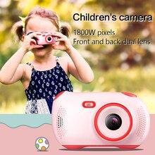 Newest Children Mini Camera 2 inch Screen 1080P Cartoon Cute Digital Ca