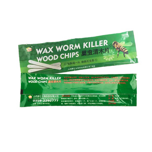 Image 2 - 6 tablets Wax Worm Killer wood chips kill beehive nest worm Special bee medicine for beekeeper No harm to bees beekeeping tools