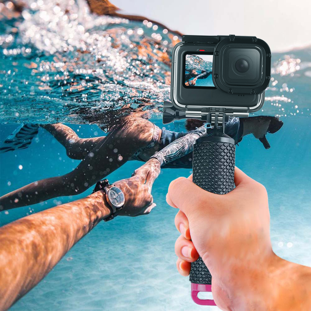Floating Hand Grip for Osmo Action GoPro Hero9 Action Camera Accessories-1