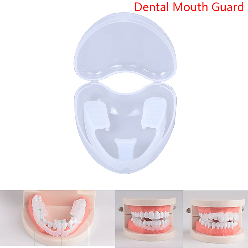 Dental Teeth Brace Dental Mouth Guard Bruxism Splint Night Grinding Sleeping Aid