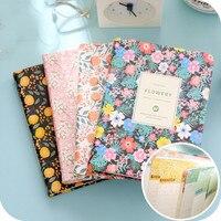 Милый цветочный узор  новый еженедельник  записная книжка  карамельный каваи  Южная Корея  личный ежедневник  планировщик  встроенный блокн...