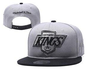Brand adjustable hip hop snapback hat for men women adult outdoor casual sun baseball cap Ice Hockey Team Hats