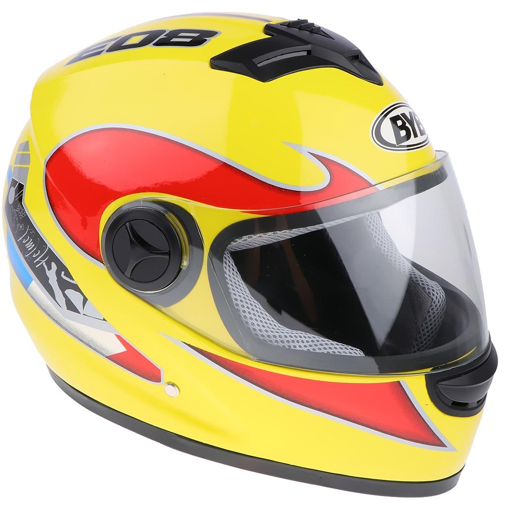 Warm-Keeper Anti-fog Full Face Motorcycle Helmet for Men/Women