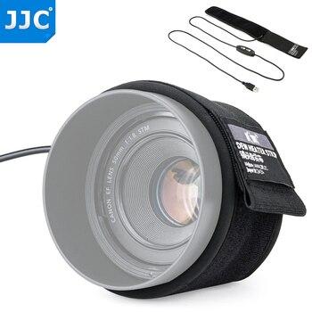 Lente Aquecedor De Noite Removedor De Orvalho Usb Mais Quente Para Nikon Canon Sony Olympus Sigma Lente Fujifilm Telescópios Prevenção Condensação