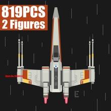 Nouvelle bataille série droïde transporteur de troupes Star Space Wars Droid Figures cravate x wing combattant modèle bloc de construction briques cadeau enfant