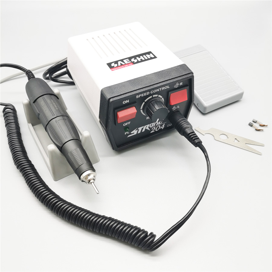 Strong 210 204 65 Вт электрическая дрель для ногтей 35000 об/мин пилка для ногтей машина для Набор для маникюра и педикюра электрическая машинка для маникюра|Электрические маникюрные дрели|   | АлиЭкспресс