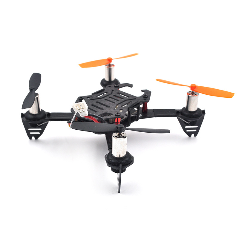 Melody F110s Mini Indoor Through Machine Hollow Cup Carbon Machine Bracket Brush Flight Control FPV Aircraft Aerial Photography