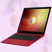 2019 NEW Red 8GB RAM 120G M.2 SSD 15.6 FHD 1920*1080P Intel N3520 CPU Gaming Laptop Win 7 Notebook 2.4G+5G Dual band Bluetooth
