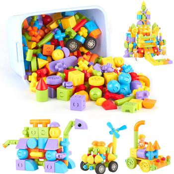 28-128 sztuk zestaw z zabawki edukacyjne blok magnetyczny kostka magnetyczna samochodu zabawki edukacyjne magnetyczne klocki konstrukcyjne tanie i dobre opinie Z tworzywa sztucznego magnetic block 4-6Y 7-9Y 10-12Y 13-14Y 14Y 28-128pcs