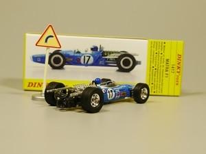 Image 4 - DINKY TOYS 1:43 MATRA F1 литая модель автомобиля