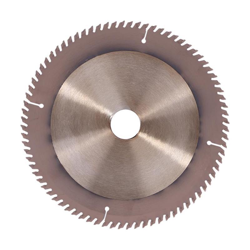 80 Teeth Wood Saw Blade Sharp Wear Resistance Durable Fine Workmanship High Speed Steel Grinder Wheel Professional Cutting Tool