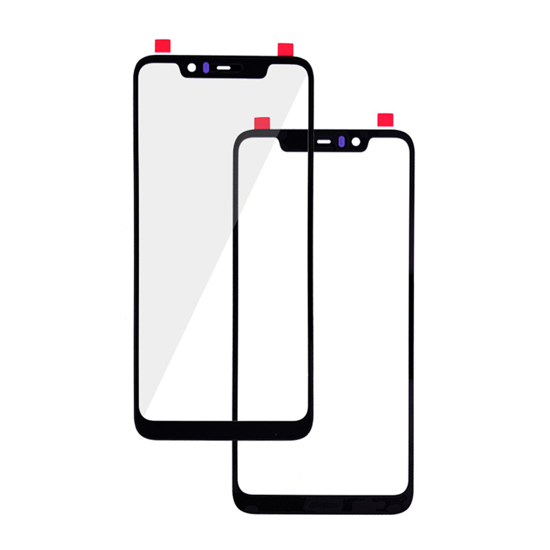 5.1Plus Outer Screen For Nokia 5.1 Plus / X5 Front Touch Panel LCD Display Screen Out Glass Cover Lens Phone Repair Replace Part