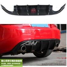 Задний бампер для автомобиля задний спойлер Автомобильный диффузор