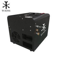 TUXING TXET062 Pcp pompa wysokociśnieniowa sprężarki powietrza 12V pompa przenośna PCP karabin pneumatyczny pistolet pneumatyczny Inflator zbiornik 4500Psi 300Bar