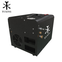 TUXING TXET062 Pcp Air Compressor High Pressure Pump 12V Portable Pump PCP Air Rifle Pneumatic Inflator 4500Psi 300Bar 30Mpa