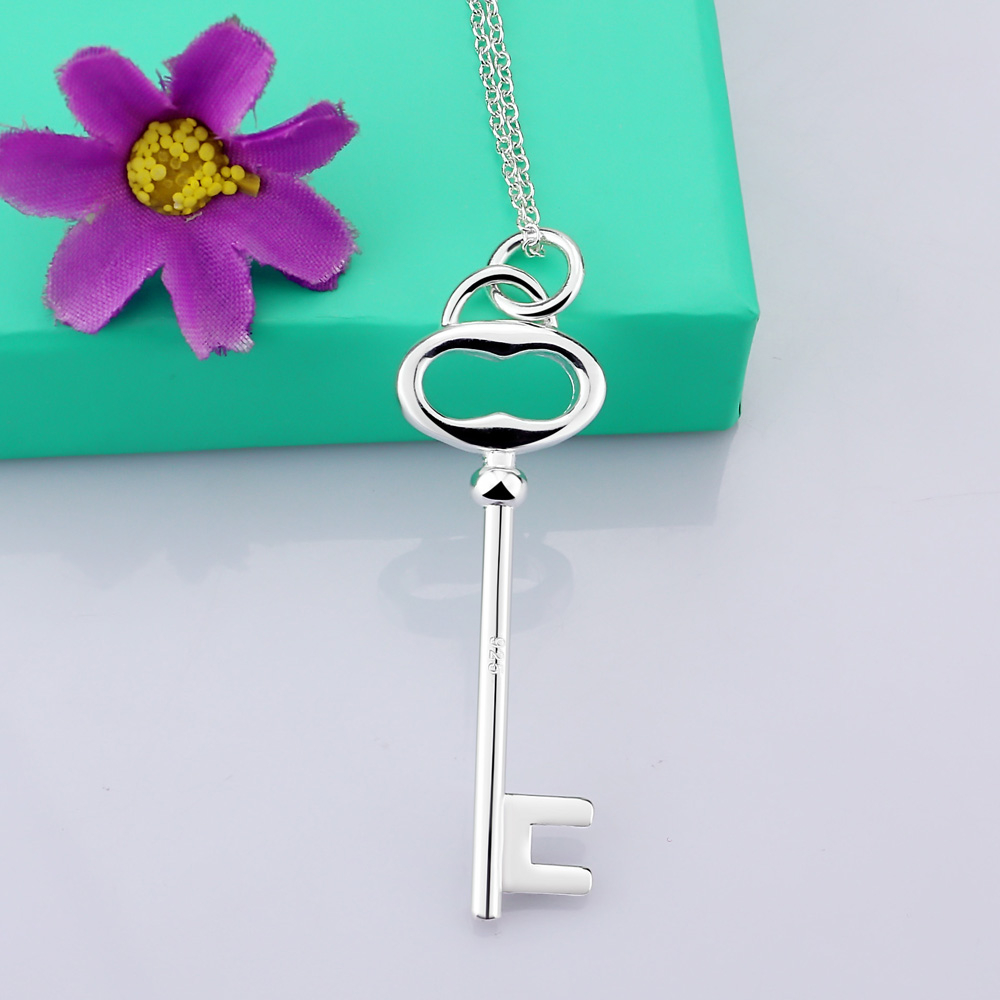 Hot charm necklace. real sterling silver necklaces for women, 925 - Fine Jewelry - Photo 6