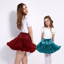 Ball GownกระโปรงSwingชุดสั้นPetticoat Lolitaคอสเพลย์Petticoat Ballet TutuกระโปรงRockabilly Crinoline