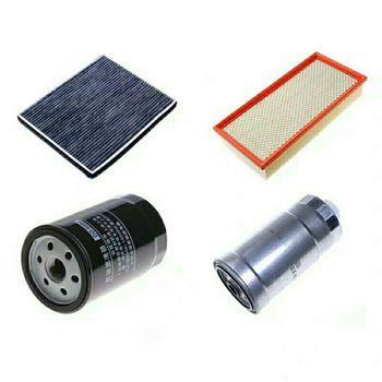Filtr powietrza filtr oleju napędowego trzy filtr zestaw do konserwacji filtr powietrza filtr oleju filtr oleju napędowego dla chińskiego SAIC MAXUS LDV V80 tanie i dobre opinie CN (pochodzenie) CHINA FRONT METAL