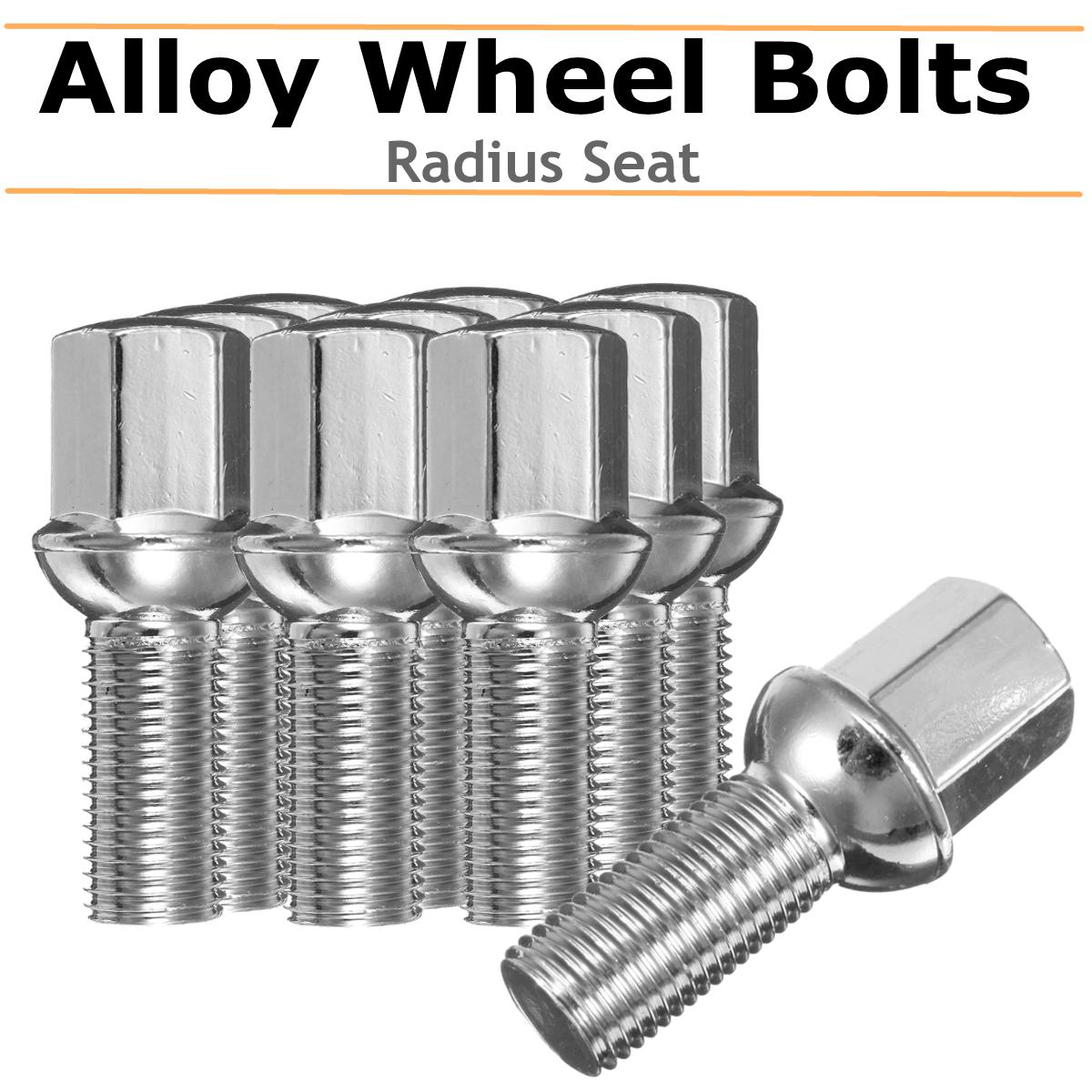 Tuerca de bloqueo de rueda 1 juego de cerradura con perno de llave 4 pernos de rueda