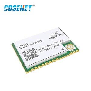 Image 2 - SX1262 لورا اللاسلكية RF وحدة 22dBm 915MHz مصلحة الارصاد الجوية TCXO جهاز ريسيفر استقبال وإرسال ل IoT مراقبة الكهرباء الأمن إنذار E22 900M22S