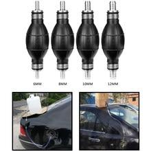 Auto Parts ręczna pompa olejowa gumowa piłka pompa olejowa benzyna pompa paliwowa do silnika wysokoprężnego dostawa cieczy 6/8/10/12mm