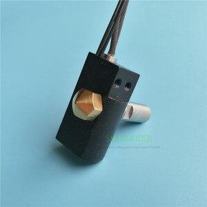 Image 3 - Запасные части для 3D принтера Wanhao, Дубликатор 6, комплект hotend D6 MK11, картридж нагревателя, комплект термопара PT100