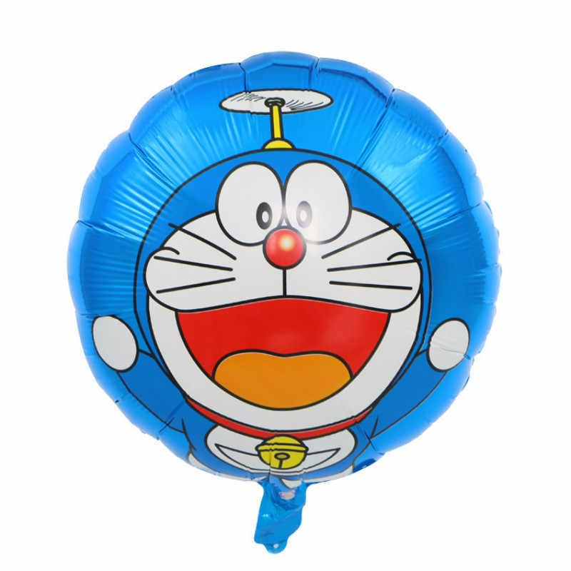 جديد الكرتون كبيرة جلجل القط شكل الألومنيوم احباط بالون عبقور عيد ميلاد حزب الديكور العائمة الهليوم بالونات الهواء